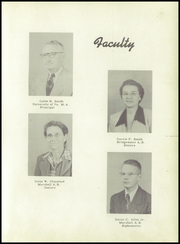 Page 15, 1952 Edition, Crum High School - Mountaineer Yearbook (Crum, WV) online yearbook collection