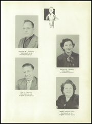 Page 17, 1952 Edition, Crum High School - Mountaineer Yearbook (Crum, WV) online yearbook collection
