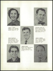 Page 10, 1955 Edition, Crum High School - Mountaineer Yearbook (Crum, WV) online yearbook collection