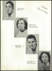 Page 12, 1955 Edition, Crum High School - Mountaineer Yearbook (Crum, WV) online yearbook collection