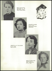 Page 14, 1955 Edition, Crum High School - Mountaineer Yearbook (Crum, WV) online yearbook collection