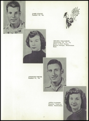 Page 15, 1955 Edition, Crum High School - Mountaineer Yearbook (Crum, WV) online yearbook collection