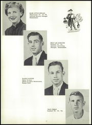 Page 16, 1955 Edition, Crum High School - Mountaineer Yearbook (Crum, WV) online yearbook collection