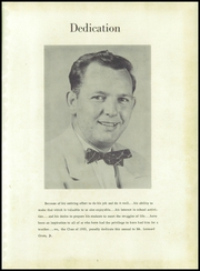 Page 5, 1955 Edition, Crum High School - Mountaineer Yearbook (Crum, WV) online yearbook collection