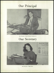 Page 6, 1955 Edition, Crum High School - Mountaineer Yearbook (Crum, WV) online yearbook collection