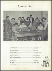 Page 7, 1955 Edition, Crum High School - Mountaineer Yearbook (Crum, WV) online yearbook collection
