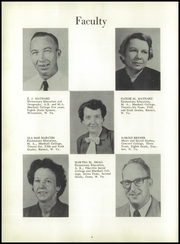 Page 8, 1955 Edition, Crum High School - Mountaineer Yearbook (Crum, WV) online yearbook collection