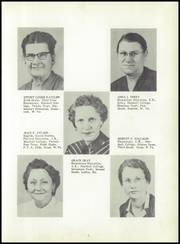 Page 9, 1955 Edition, Crum High School - Mountaineer Yearbook (Crum, WV) online yearbook collection