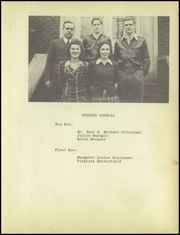 Page 17, 1942 Edition, Monongah High School - Black Diamond Yearbook (Monongah, WV) online yearbook collection