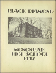 Page 5, 1942 Edition, Monongah High School - Black Diamond Yearbook (Monongah, WV) online yearbook collection