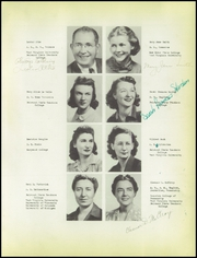 Page 15, 1943 Edition, Monongah High School - Black Diamond Yearbook (Monongah, WV) online yearbook collection