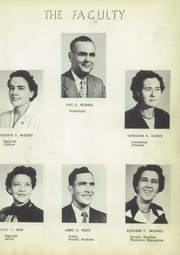 Page 11, 1953 Edition, Monongah High School - Black Diamond Yearbook (Monongah, WV) online yearbook collection