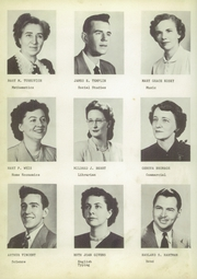 Page 12, 1953 Edition, Monongah High School - Black Diamond Yearbook (Monongah, WV) online yearbook collection