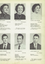 Page 15, 1953 Edition, Monongah High School - Black Diamond Yearbook (Monongah, WV) online yearbook collection