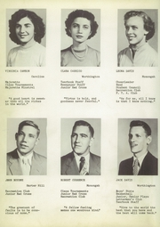 Page 16, 1953 Edition, Monongah High School - Black Diamond Yearbook (Monongah, WV) online yearbook collection