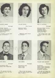 Page 17, 1953 Edition, Monongah High School - Black Diamond Yearbook (Monongah, WV) online yearbook collection