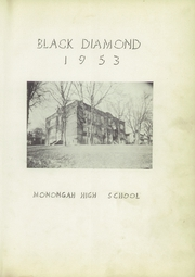 Page 7, 1953 Edition, Monongah High School - Black Diamond Yearbook (Monongah, WV) online yearbook collection