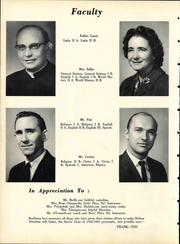 Page 12, 1963 Edition, Bishop Donahue High School - Veritas Yearbook (McMechen, WV) online yearbook collection