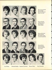 Bishop Donahue High School - Veritas Yearbook (McMechen, WV) online yearbook collection, 1963 Edition, Page 36