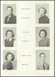 Page 17, 1953 Edition, Northfork High School - Hi Lights Yearbook (Northfork, WV) online yearbook collection