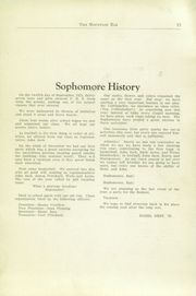 Page 15, 1923 Edition, Pennsboro High School - Mountain Ear Yearbook (Pennsboro, WV) online yearbook collection