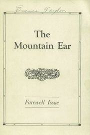 Page 3, 1923 Edition, Pennsboro High School - Mountain Ear Yearbook (Pennsboro, WV) online yearbook collection