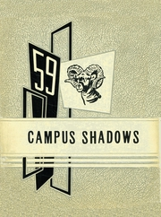1959 Edition, Rivesville High School - Campus Shadows Yearbook (Rivesville, WV)