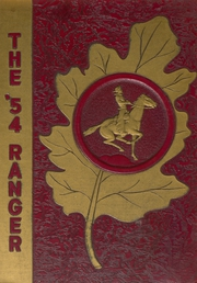 Page 1, 1954 Edition, Rainelle High School - Adytum Memoriae Yearbook (Rainelle, WV) online yearbook collection