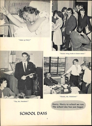 Page 10, 1963 Edition, Rainelle High School - Adytum Memoriae Yearbook (Rainelle, WV) online yearbook collection