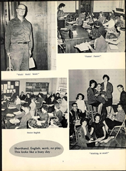 Page 11, 1963 Edition, Rainelle High School - Adytum Memoriae Yearbook (Rainelle, WV) online yearbook collection