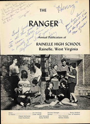 Page 5, 1963 Edition, Rainelle High School - Adytum Memoriae Yearbook (Rainelle, WV) online yearbook collection