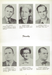 Page 10, 1954 Edition, Sutton High School - Blue Devil Yearbook (Sutton, WV) online yearbook collection