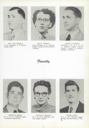 Page 11, 1954 Edition, Sutton High School - Blue Devil Yearbook (Sutton, WV) online yearbook collection