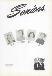 Page 13, 1954 Edition, Sutton High School - Blue Devil Yearbook (Sutton, WV) online yearbook collection
