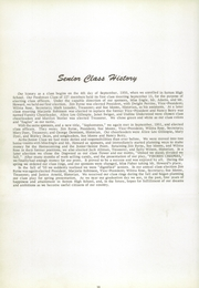 Page 14, 1954 Edition, Sutton High School - Blue Devil Yearbook (Sutton, WV) online yearbook collection