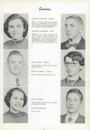 Page 15, 1954 Edition, Sutton High School - Blue Devil Yearbook (Sutton, WV) online yearbook collection