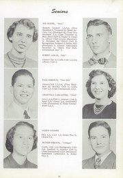 Page 17, 1954 Edition, Sutton High School - Blue Devil Yearbook (Sutton, WV) online yearbook collection