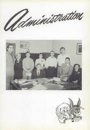 Page 7, 1954 Edition, Sutton High School - Blue Devil Yearbook (Sutton, WV) online yearbook collection