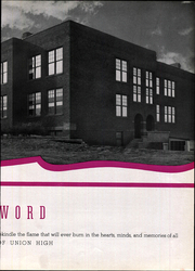 Page 9, 1945 Edition, Union High School - Messenger Yearbook (Benwood, WV) online yearbook collection