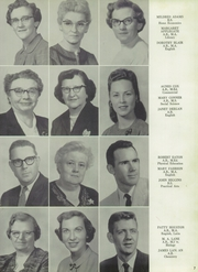 Page 11, 1959 Edition, Union High School - Messenger Yearbook (Benwood, WV) online yearbook collection