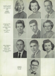 Page 12, 1959 Edition, Union High School - Messenger Yearbook (Benwood, WV) online yearbook collection