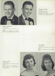 Page 15, 1959 Edition, Union High School - Messenger Yearbook (Benwood, WV) online yearbook collection