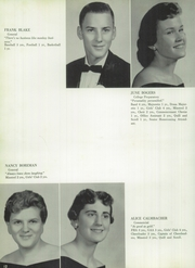 Page 16, 1959 Edition, Union High School - Messenger Yearbook (Benwood, WV) online yearbook collection