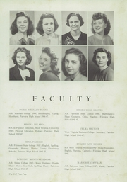 Page 11, 1947 Edition, Fairview High School - Paw Paw Yearbook (Fairview, WV) online yearbook collection