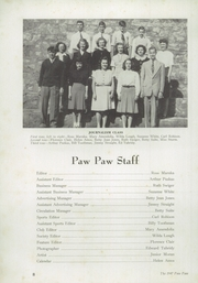 Page 12, 1947 Edition, Fairview High School - Paw Paw Yearbook (Fairview, WV) online yearbook collection