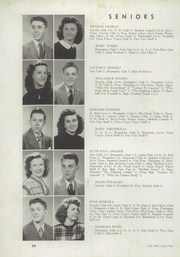 Page 14, 1947 Edition, Fairview High School - Paw Paw Yearbook (Fairview, WV) online yearbook collection