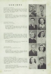 Page 15, 1947 Edition, Fairview High School - Paw Paw Yearbook (Fairview, WV) online yearbook collection