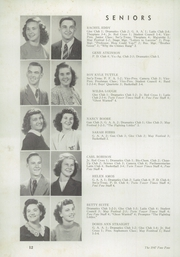 Page 16, 1947 Edition, Fairview High School - Paw Paw Yearbook (Fairview, WV) online yearbook collection