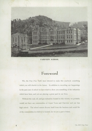 Page 8, 1947 Edition, Fairview High School - Paw Paw Yearbook (Fairview, WV) online yearbook collection