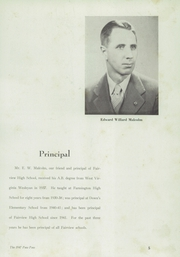 Page 9, 1947 Edition, Fairview High School - Paw Paw Yearbook (Fairview, WV) online yearbook collection